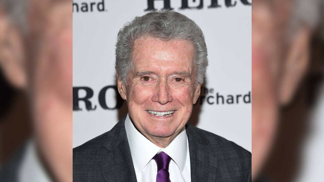 Legendary TV host Regis Philbin has died at the age of 88, reports say