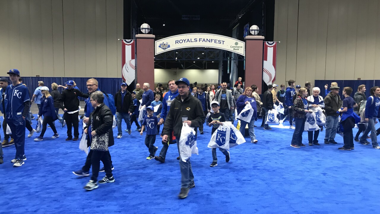 Interactive opportunities fill Fanfest