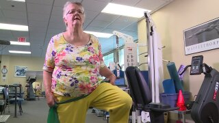 How physical therapy helps women battle breast cancer