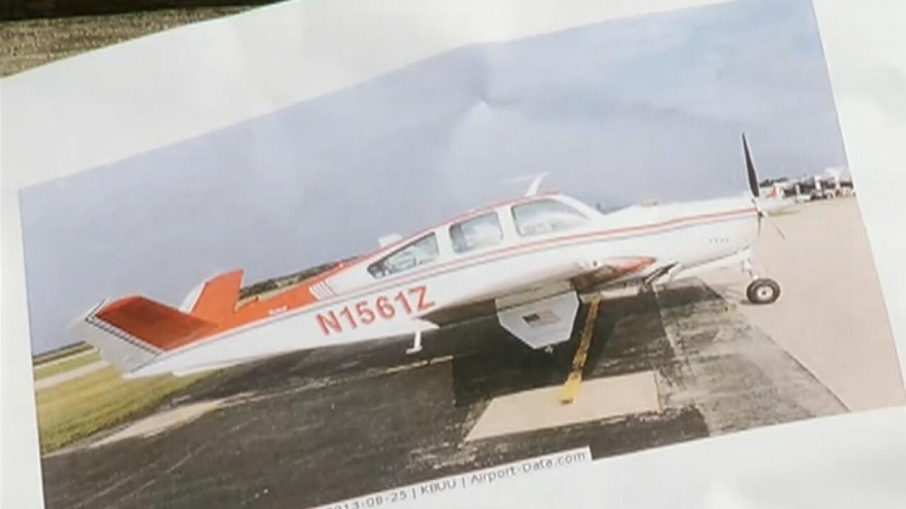 hunter find missing plane - 1280×720