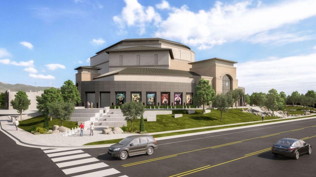 Hale Center Theatre to be 'crown jewel' in Sandy's billion dollar developmentplans