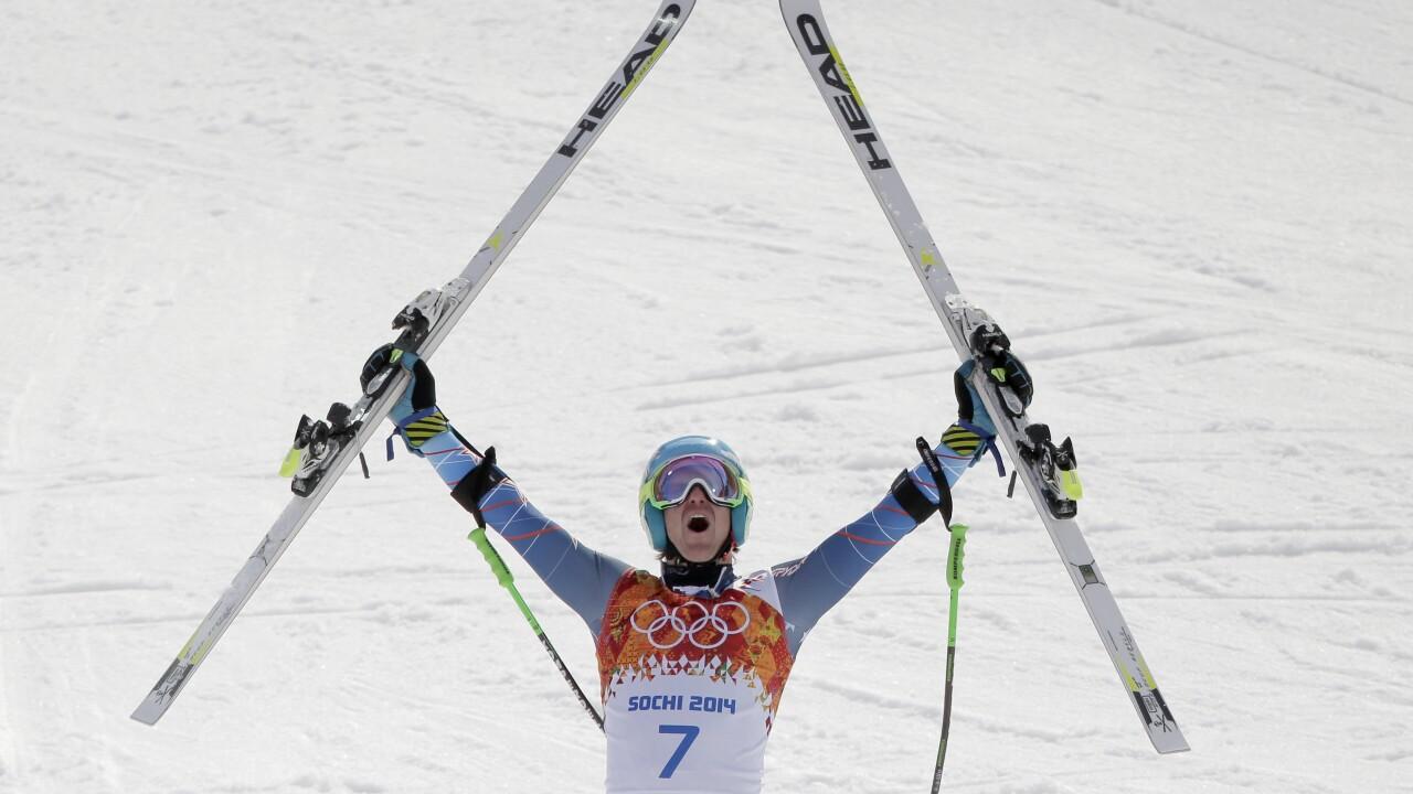 Worlds Ligety Retirement Skiing