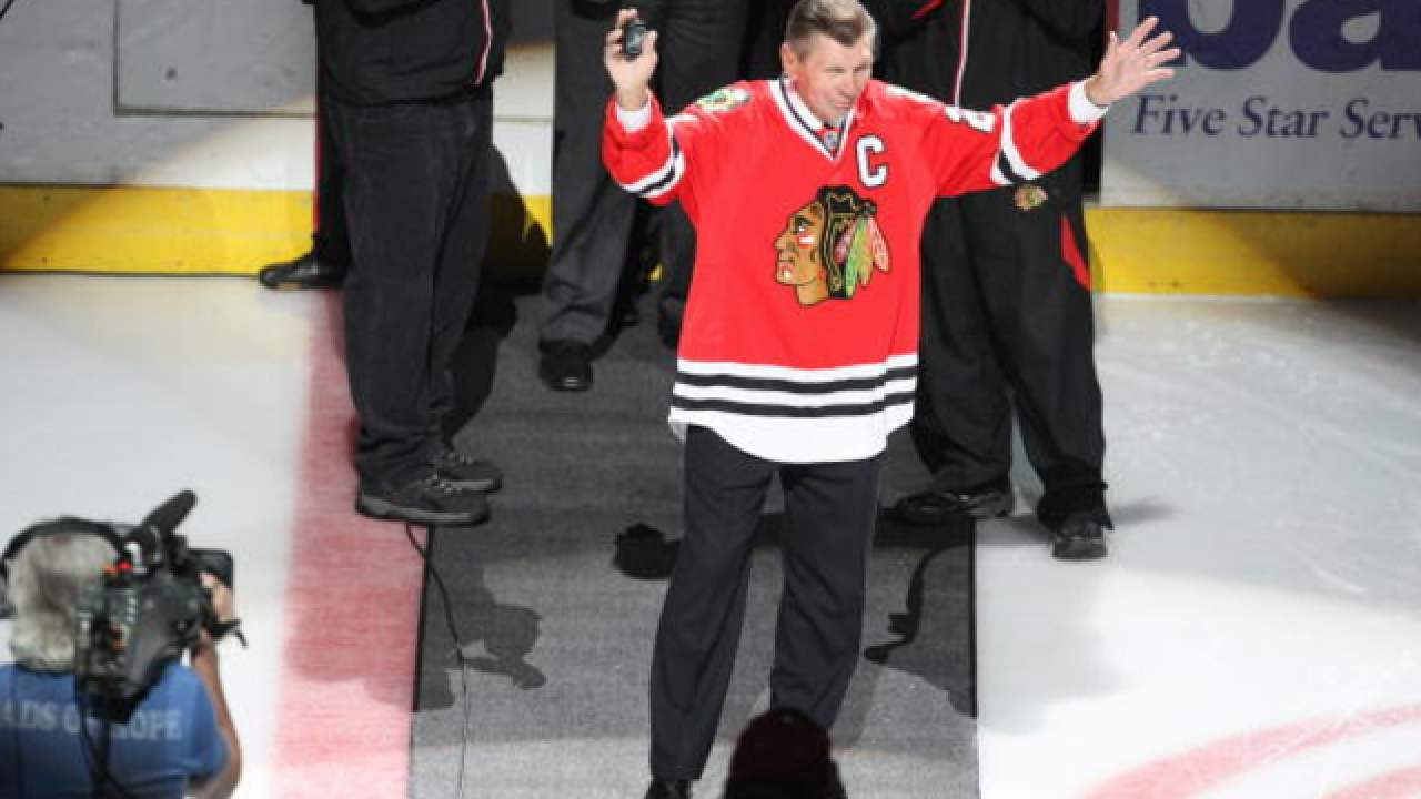 Blackhawks legend Stan Mikita has died at 78