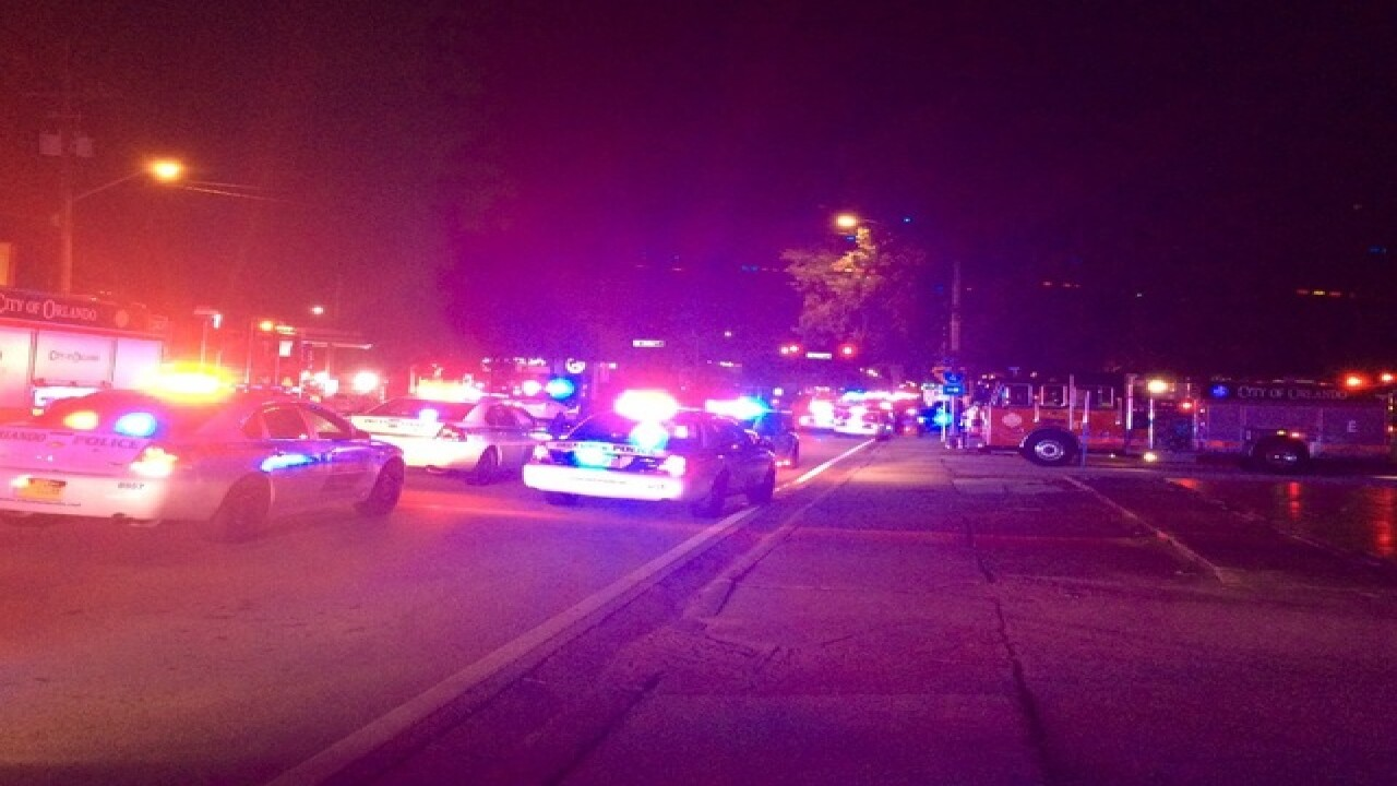 Multiple dead after shooting at Orlando club