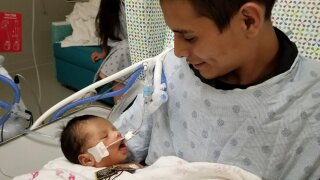 Baby who was cut from mother's womb during attack in Chicago has died