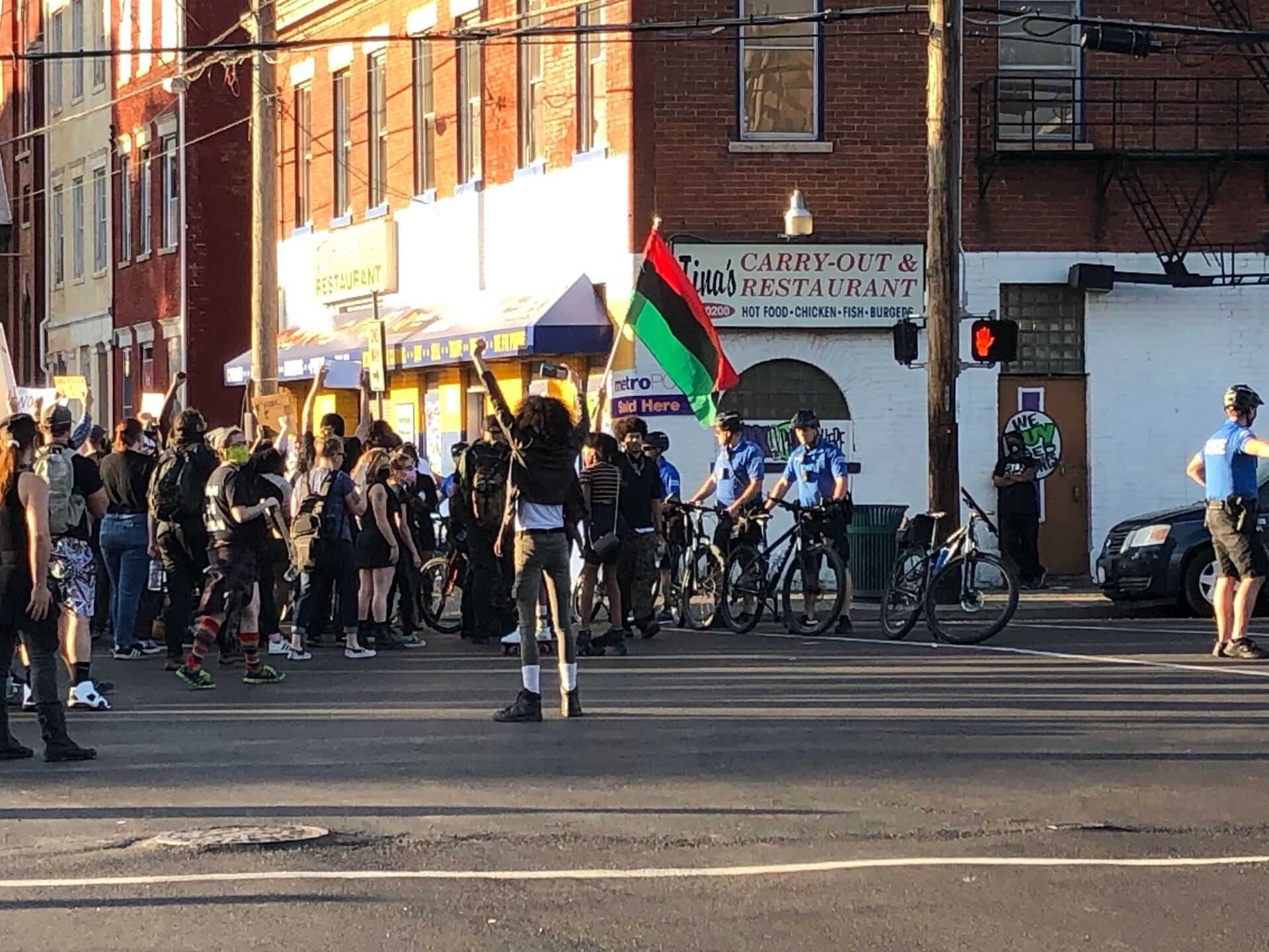 Protesters near Liberty St.jpg