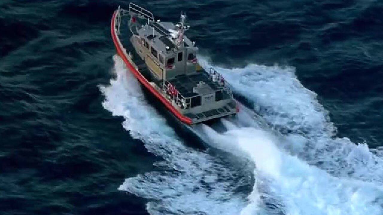 Vessel taking on water 3 miles off Lake Worth