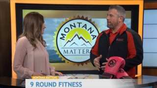 Montana Matters Interview with 9 Round Fitness