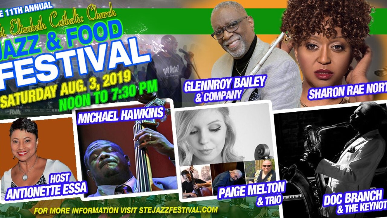 11th Annual St. Elizabeth Jazz and FoodFestival