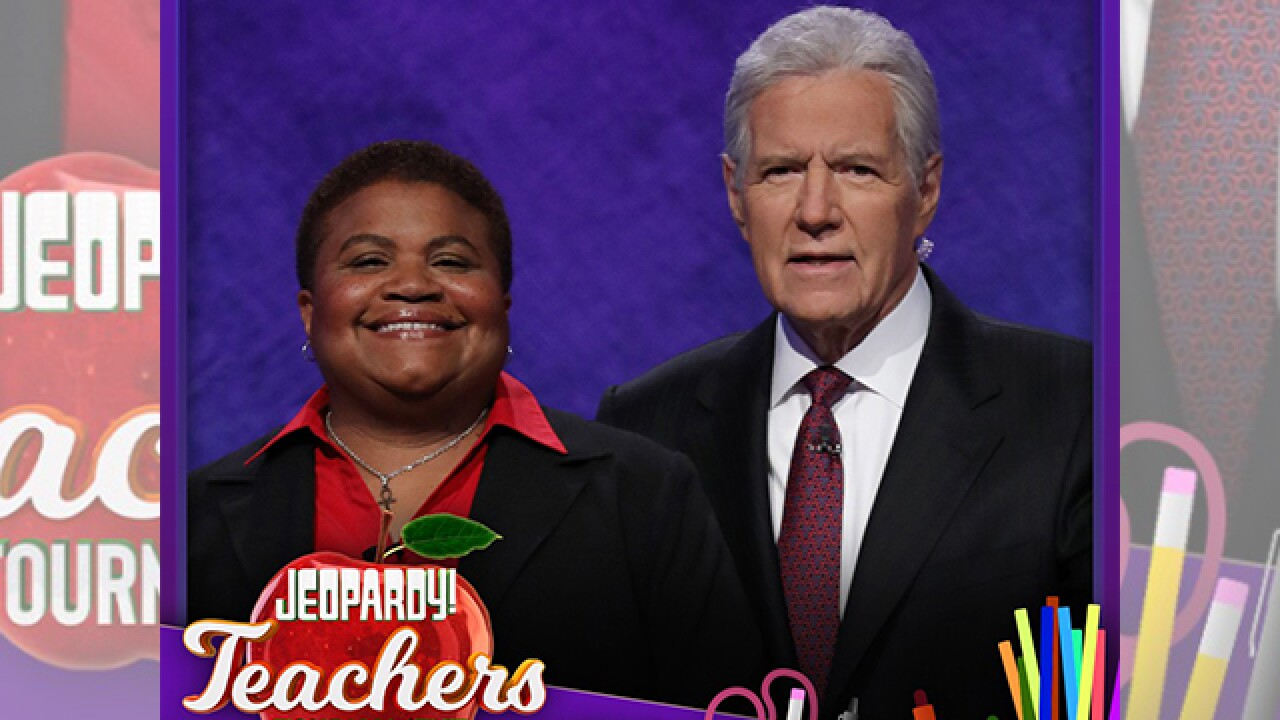 Sunnyside teacher competing in 'Jeopardy!'