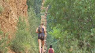 Manitou Springs doubles price of parking in lot below Manitou Incline