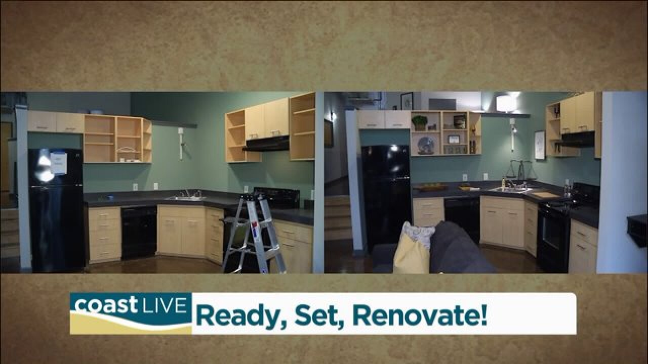 Going commercial to cozy part 2 – Ready, Set Renovate on CoastLive