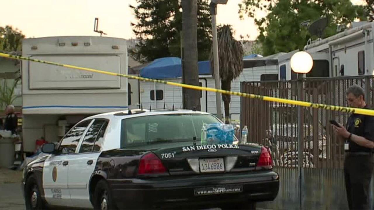 San Diego police identify man shot by officers in San Ysidro