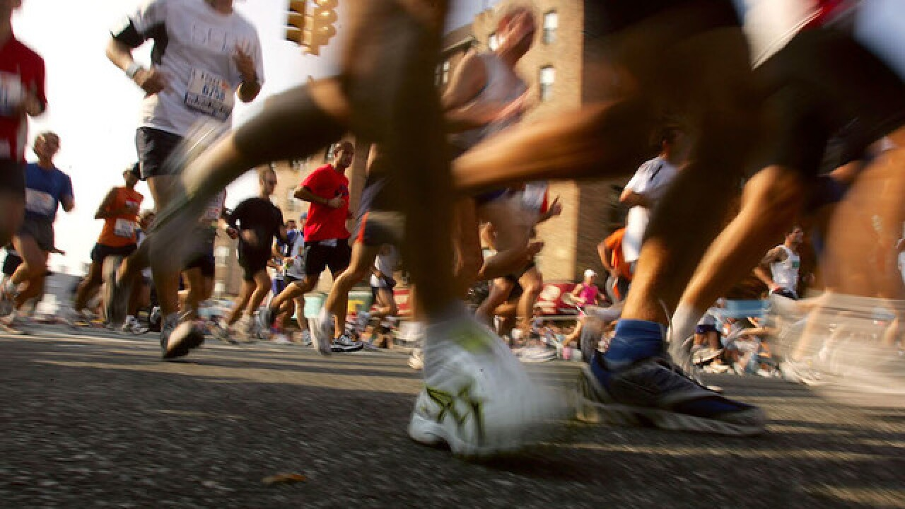 Marathons can slow emergency response, even if you're not running