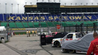 It's race weekend at the Kansas Speedway