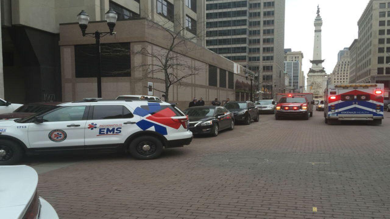 Indy murder suspect found dead