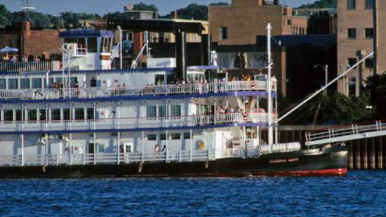 New riverboat launches from Covington this fall