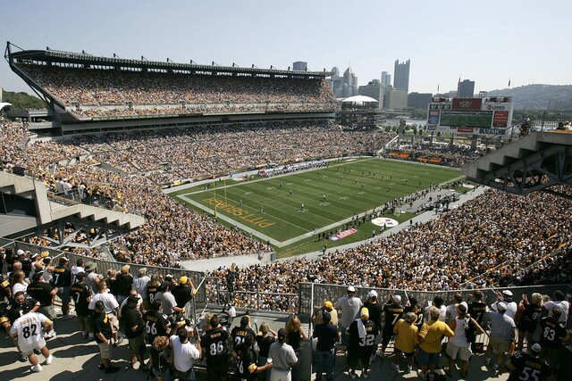 Ranking all 31 NFL stadiums from worst to best