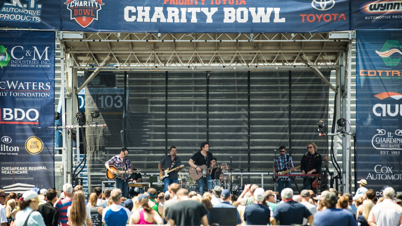 Fundraising record set at 50th Priority Toyota Charity Bowl!