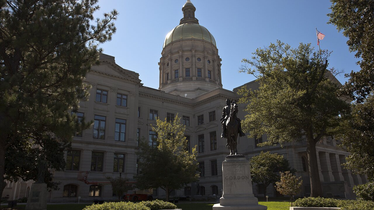 A Georgia lawmaker proposes 'testicular bill of rights' in objection to abortion bill moving through state legislature