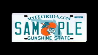 Court: Don't hide the words on your Florida license plates