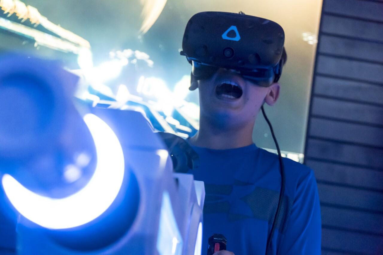 VR Extreme Arizona Boardwalk