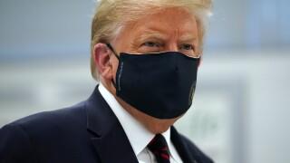 Trump's coronavirus retweets spark claims of censorship