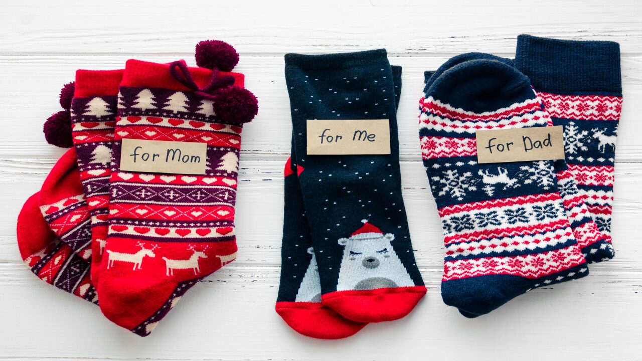 Best Christmas Socks 2020