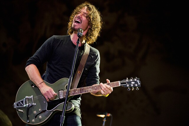 Rocker Chris Cornell from Soundgarden has died at age 52 in Detroit