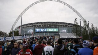 NFL moving London, Mexico City games back to US stadiums