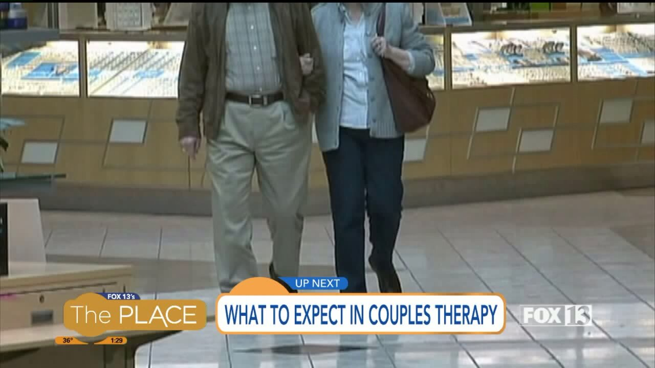 What to expect at couplestherapy