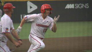 Drake Osborn Louisiana Baseball 2021