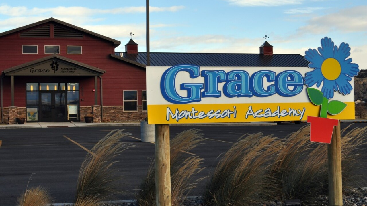 Grace Montessori Academy receives substantial gifts