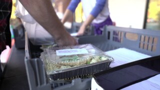 Program feeding families, supporting restaurants waiting on needed stimulus