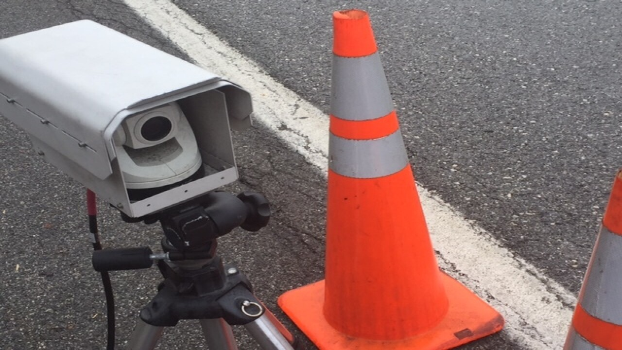 Portable E-check has motorist asking questions