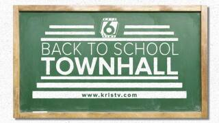 Watch KRIS 6 News Back to School Town Hall special here