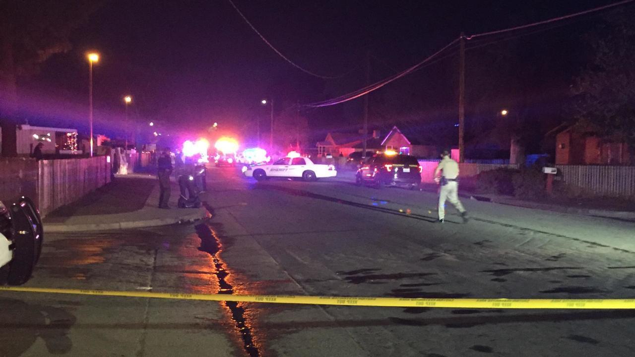 Oildale officer-involved shooting
