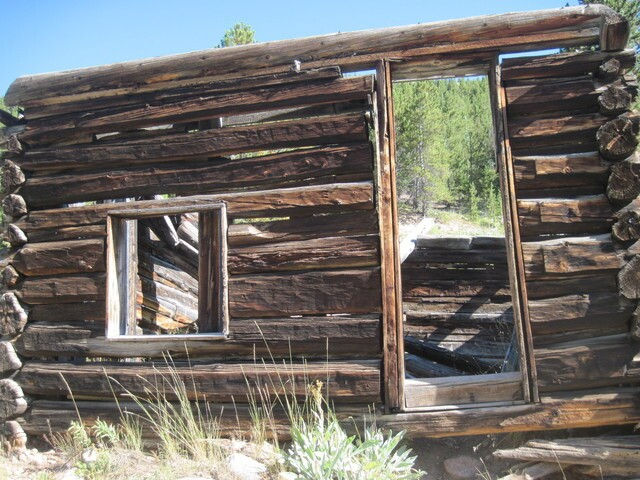GALLERY: Ghost towns offer glimpse into Colorado's past