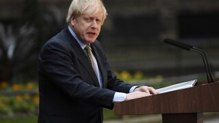 UK PM Boris Johnson out of hospital, says staff saved his life