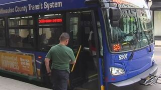 63-year-old Milwaukee man arrested for smoking crack on MCTS bus