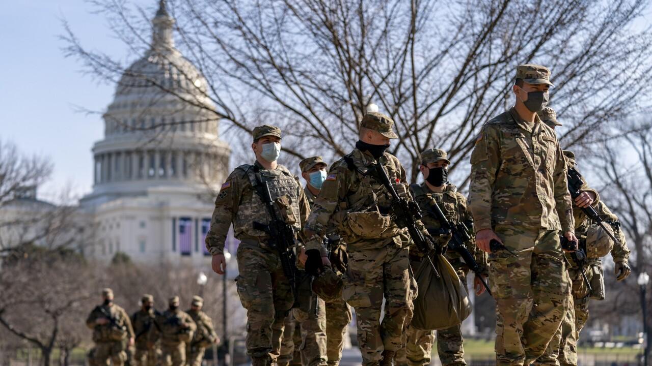 national guard us capitol