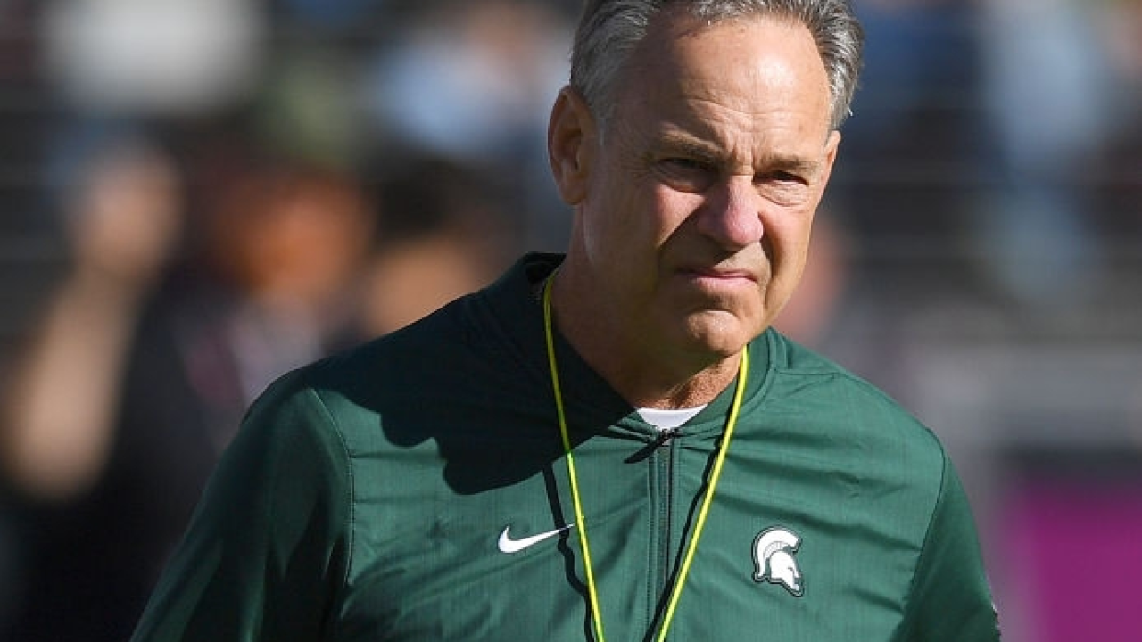 Mark Dantonio keeps Michigan State's offensive changes under wraps at media day
