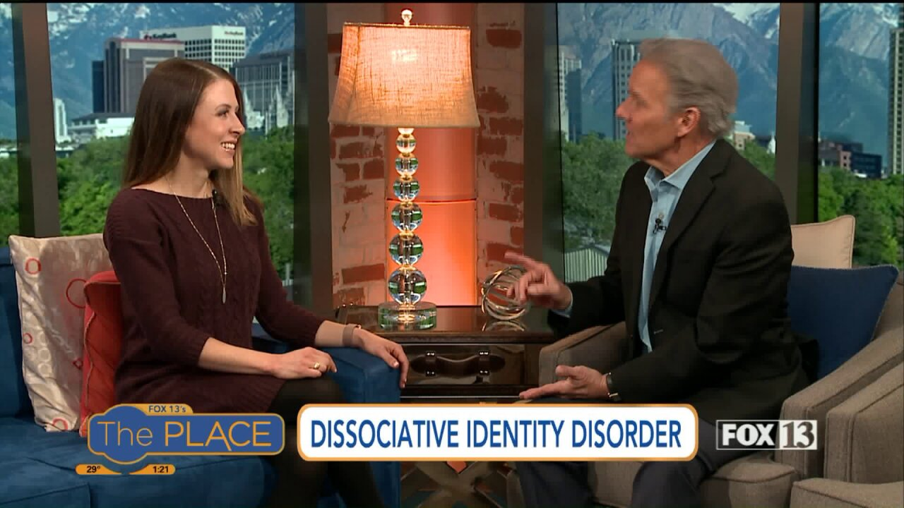 Taking the stigma out of Dissociative Identity Disorder