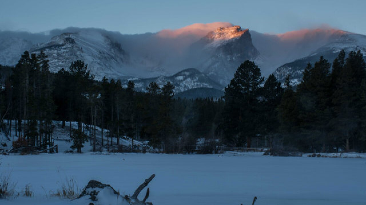 PHOTOS: A year at Rocky Mountain Natl Park