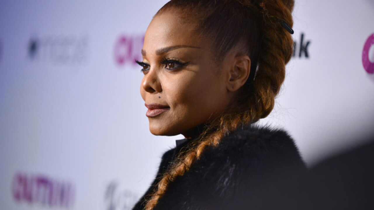 Janet Jackson extends State of the World Tour to Cincinnati
