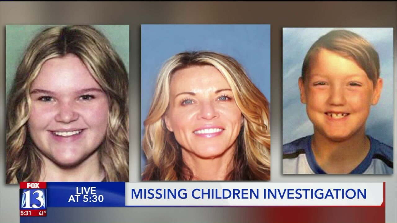 'Do the right thing': Brother of missing Idaho kids makes plea to mom