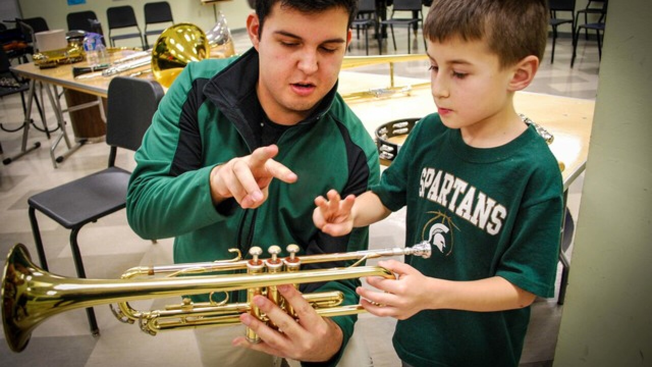 Discover the Inclusive Music Programming Happening at MSU Community Music School