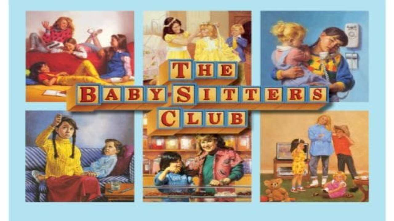 Netflix Just Released The Trailer For 'The Baby-Sitters Club' Series