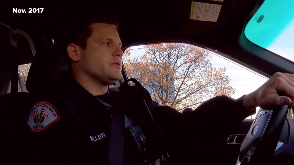 UCPD Officer Andrew Mueller