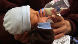 Community Health Center Gives Newborn Care Class For Low-Income Parents